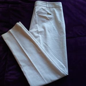 NWOT Michael Kors White Pants